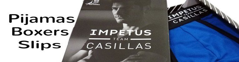 Colección Exclusiva Impetus Team Casillas