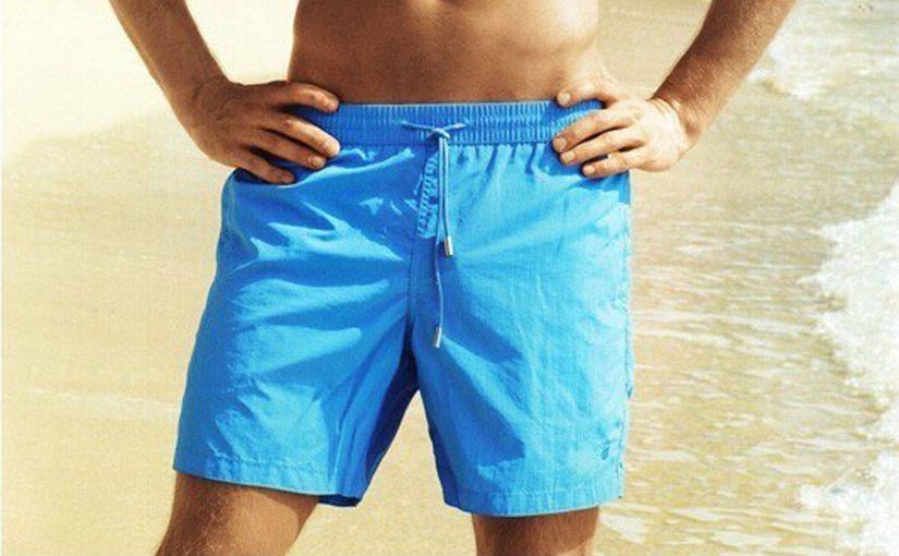 6 reglas para no sudar de frío cuando estás en la sección de bañadores de hombre