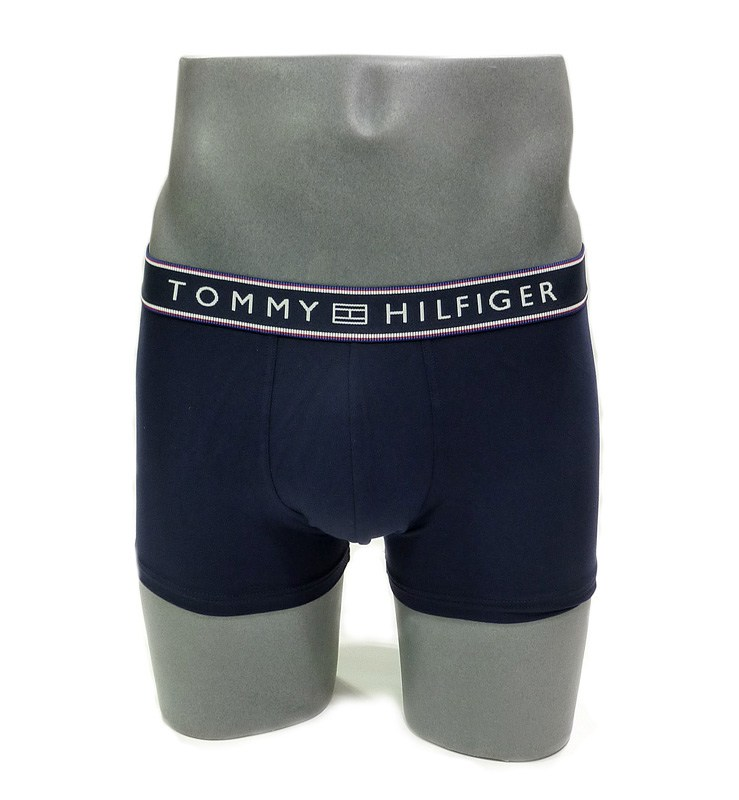 Boxer Tommy Hilfiger Microfibra Marino