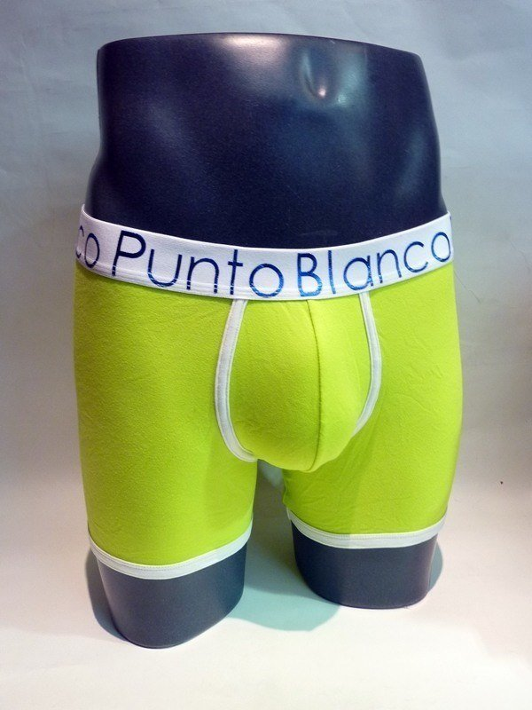 Boxer Prisma Verde, Punto Blanco