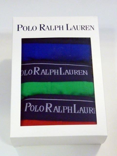 3 Pack Polo Ralph Lauren