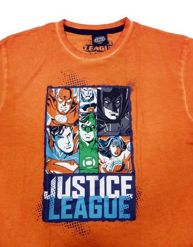 Pijama Liga de la Justicia. DC Cómics