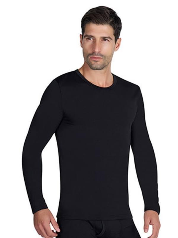Camiseta Térmica Ysabel Mora negra