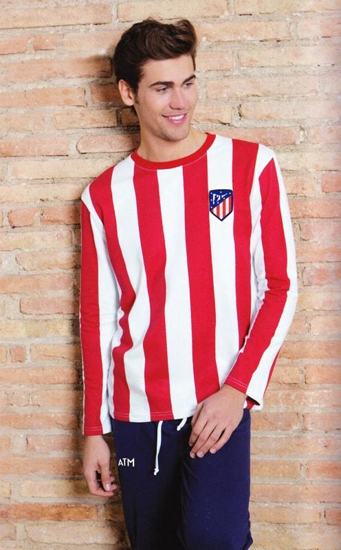 2d692f2998 Pijama Oficial Atlético de Madrid hombre - Varela Intimo