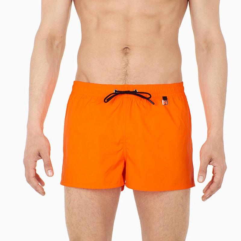 Bañador HOM SUNLIGHT en naranja