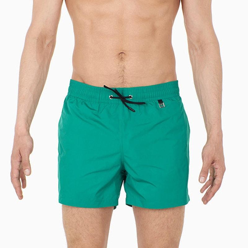Bañador HOM SUNLIGHT en verde