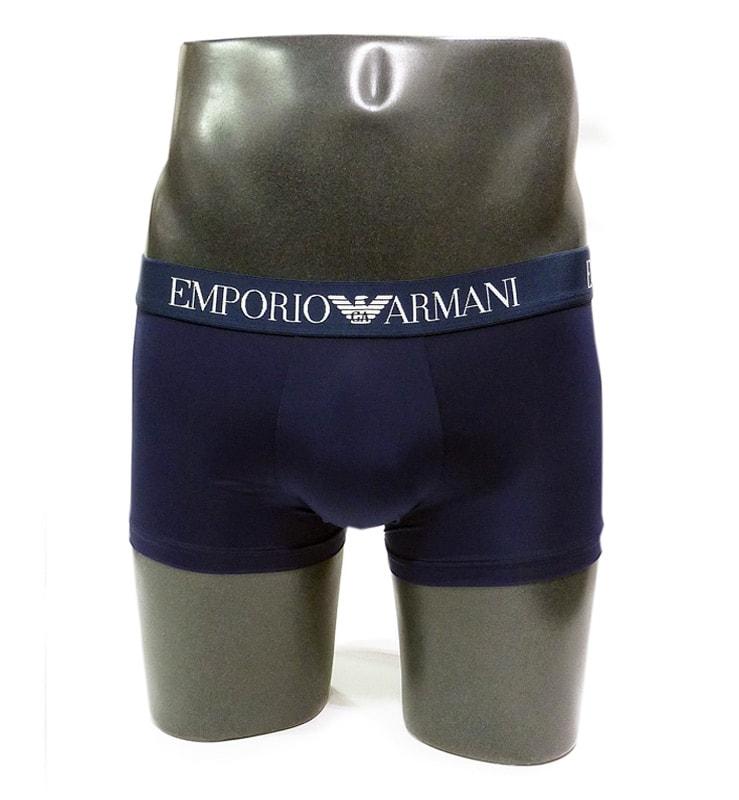 Boxer Emporio Armani Underswin Marino