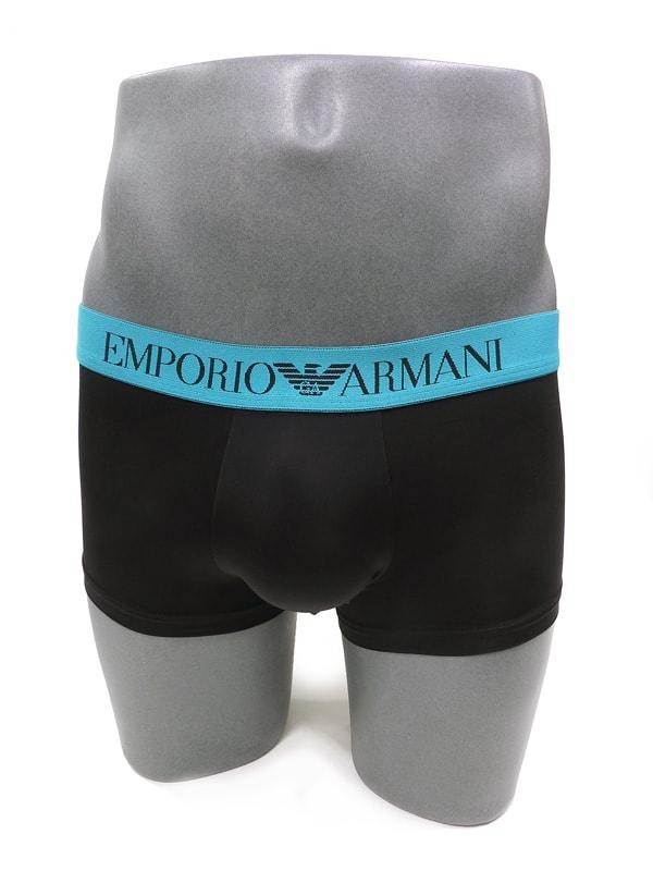 Boxer Emporio Armani Underswin Negro