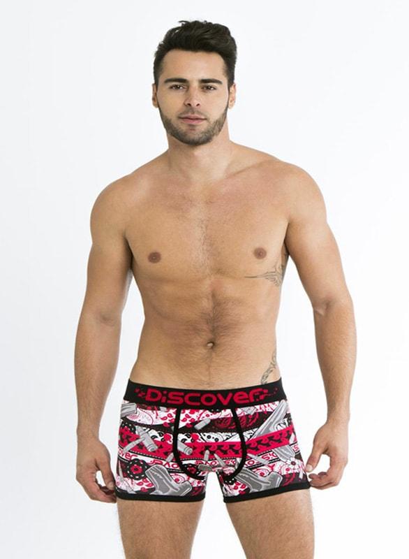 Boxer Discover Balas