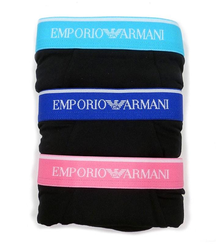 3 Pack Boxers Emporio Armani CMR