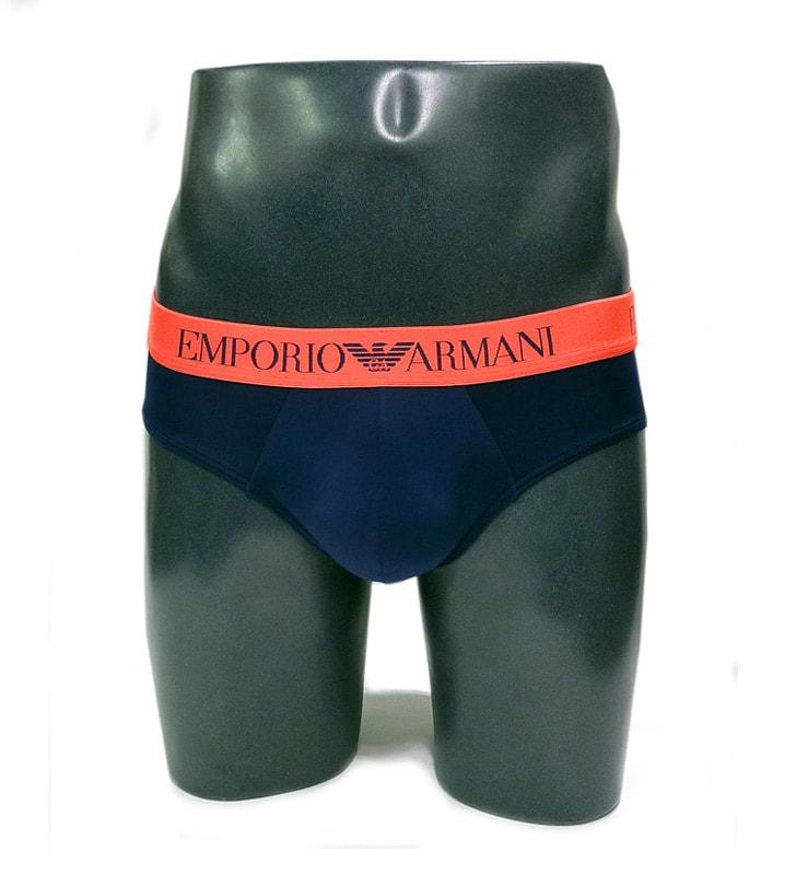 Slip Emporio Armani UnderSwin Naranja