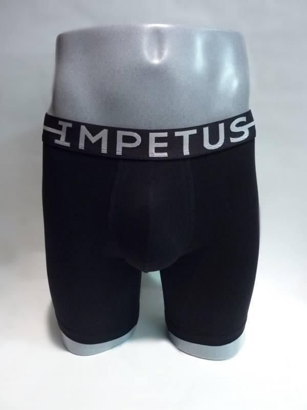 Boxer Impetus Cotton Strech, negro