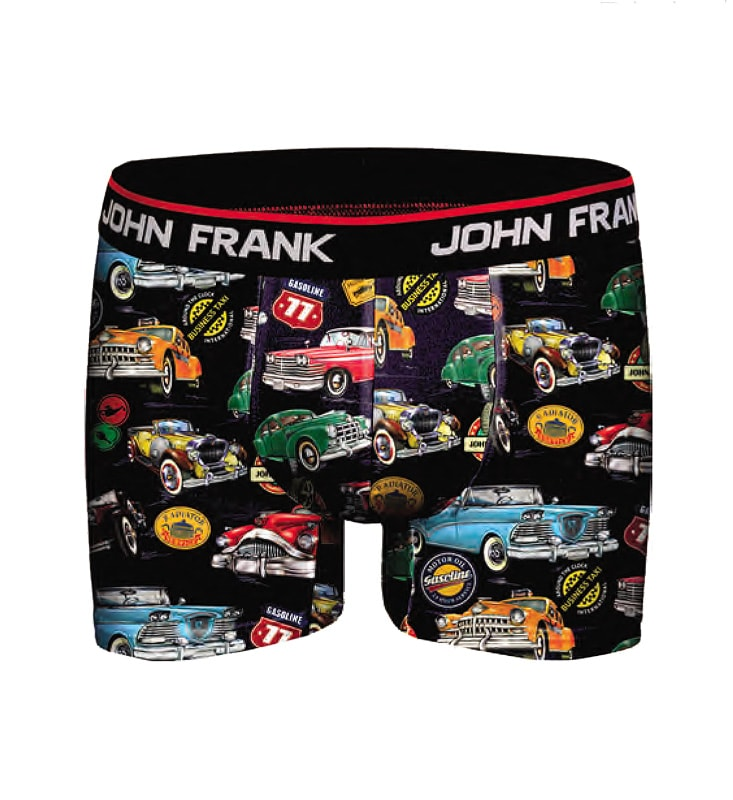 Boxer John Frank mod. Retrocar