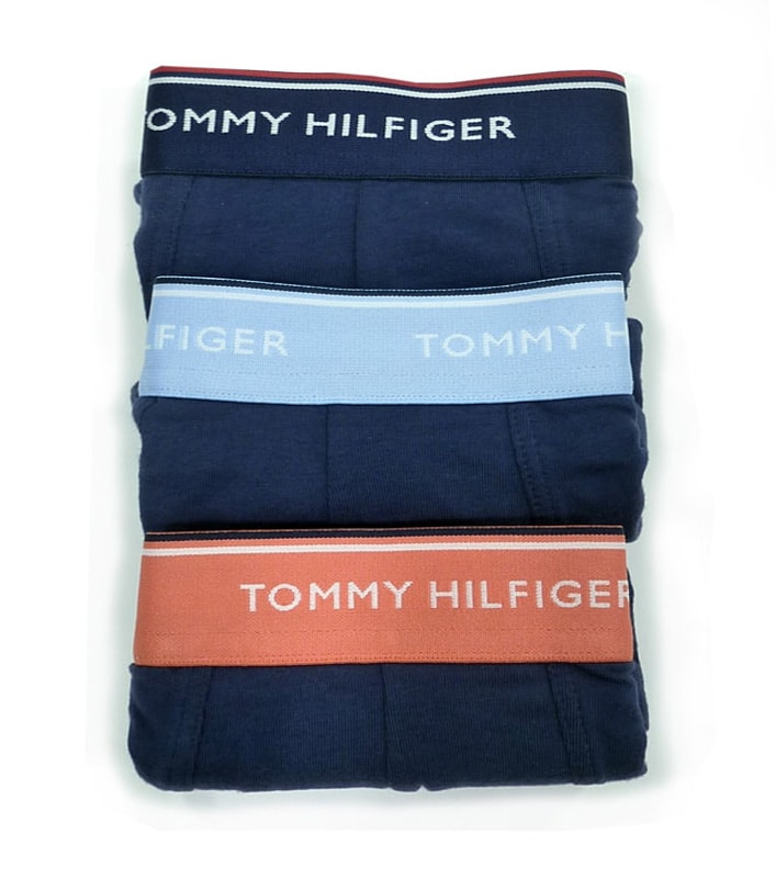 3 Pack Boxers Tommy Hilfiger Azul CMA