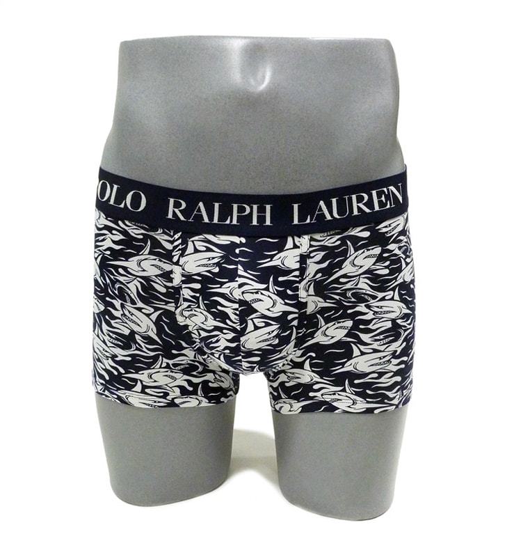 Boxer Polo Ralph Lauren Shark Navy