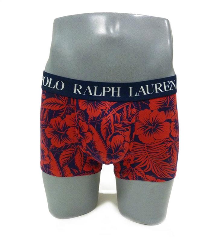 Boxer Polo Ralph Lauren Tropical Red