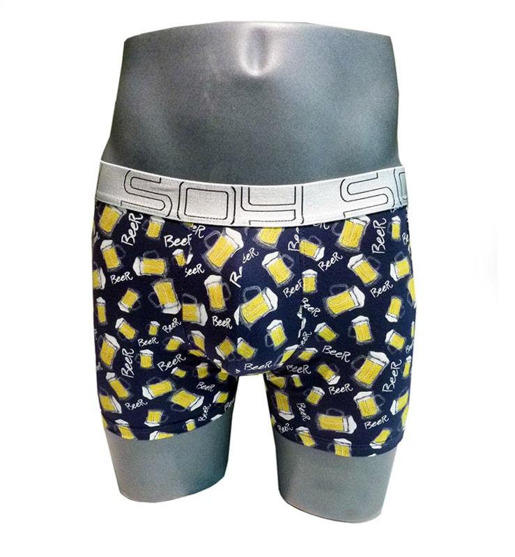 Boxer Soy Underwear Beer