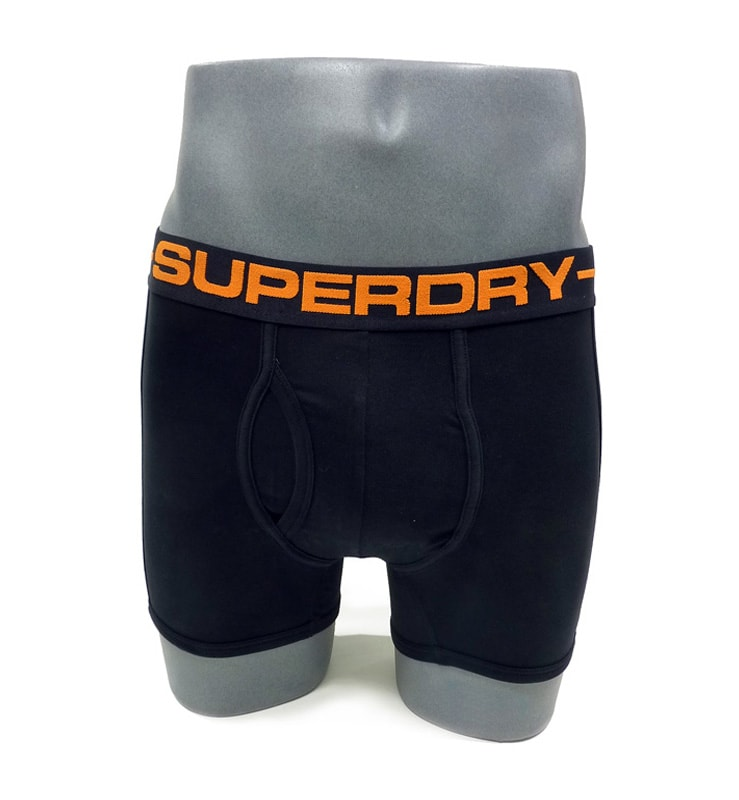 Boxer Superdry Sport Negro