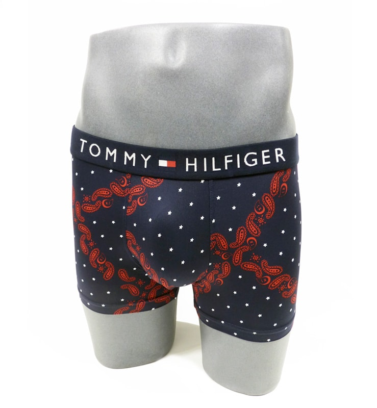 Boxer Tommy Hilfiger Original Paisley Check