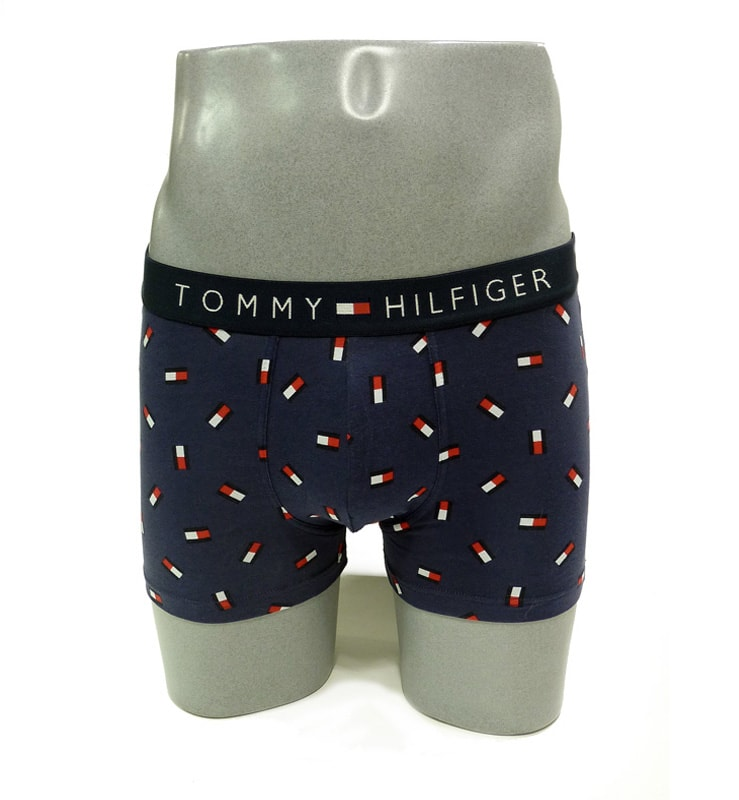 Boxer Tommy Hilfiger Algodón Trunk Mini Flag