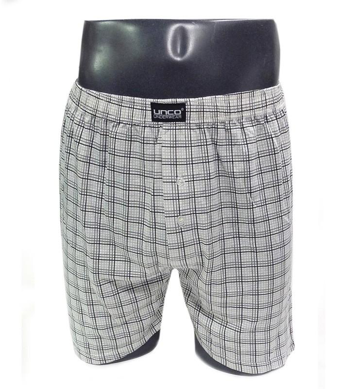 Boxer UNCO punto algodón a cuadros
