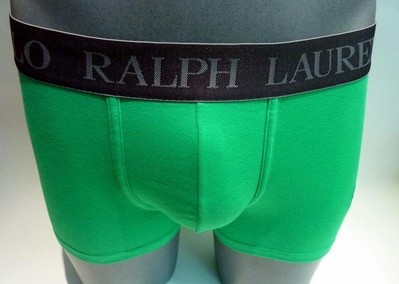 Boxer Polo Ralph Lauren en verde