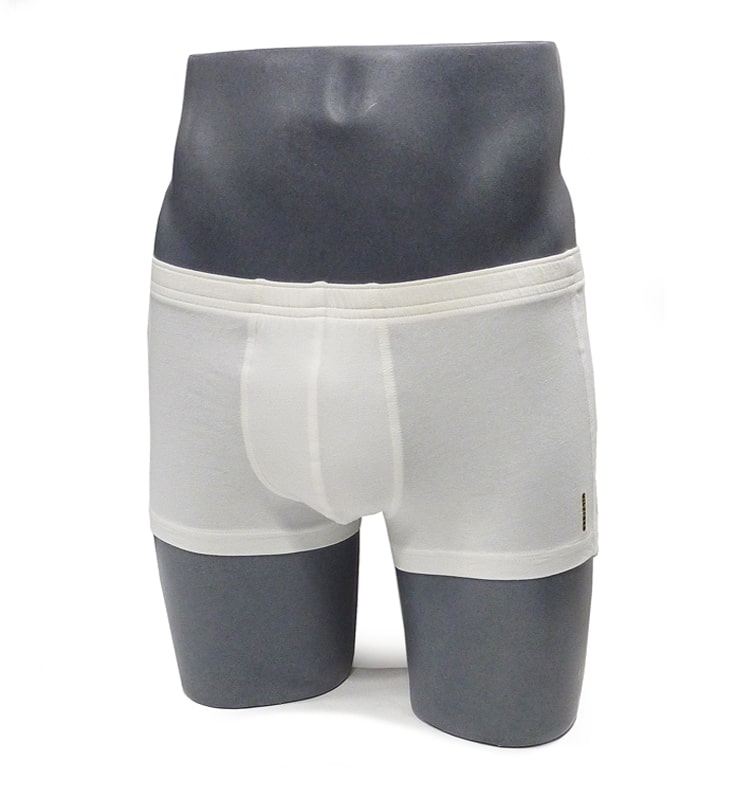 Boxer Tommy Hilfiger Strech en blanco