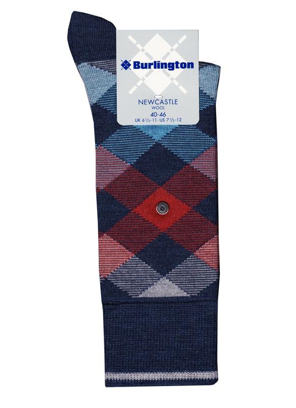 Calcetín Burlington Newcastle jeans