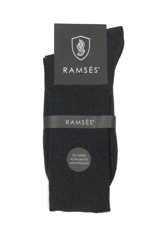 Calcetín Ramsés 24 horas anti-presión gris