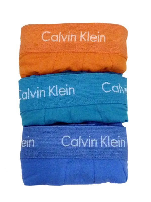 Pack 3 Boxers Calvin Klein Colores
