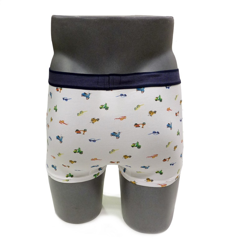 Boxer Discover mod. I Want (old west) - Varela Intimo