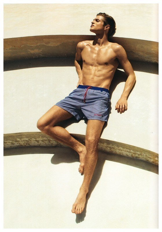 Bañador David Mare Blu Jeans