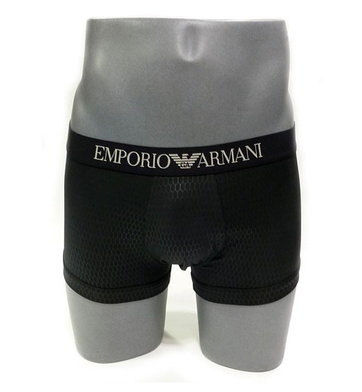 Boxer Emporio Armani Trendy Black