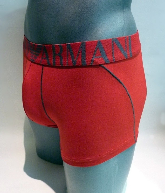 Boxer Emporio Armani Rojo