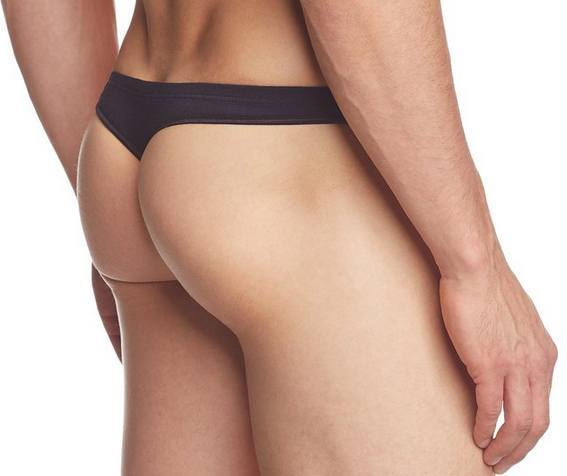 Tanga hombre Hom Nature Fredy New Black