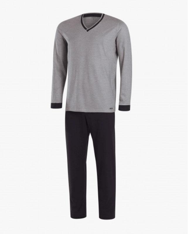 Pijama Impetus de Modal mod. Merlion Gris
