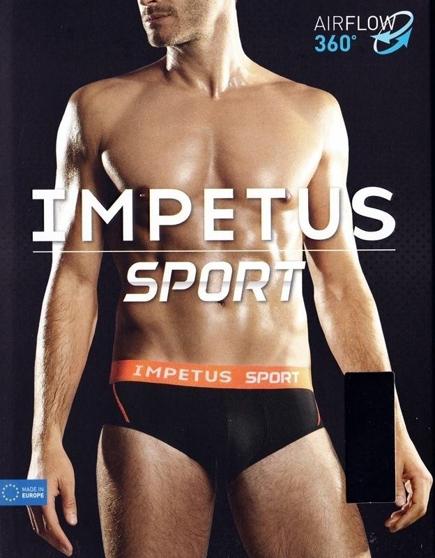 Slip Impetus Sport Airflow Ergonomic, negro