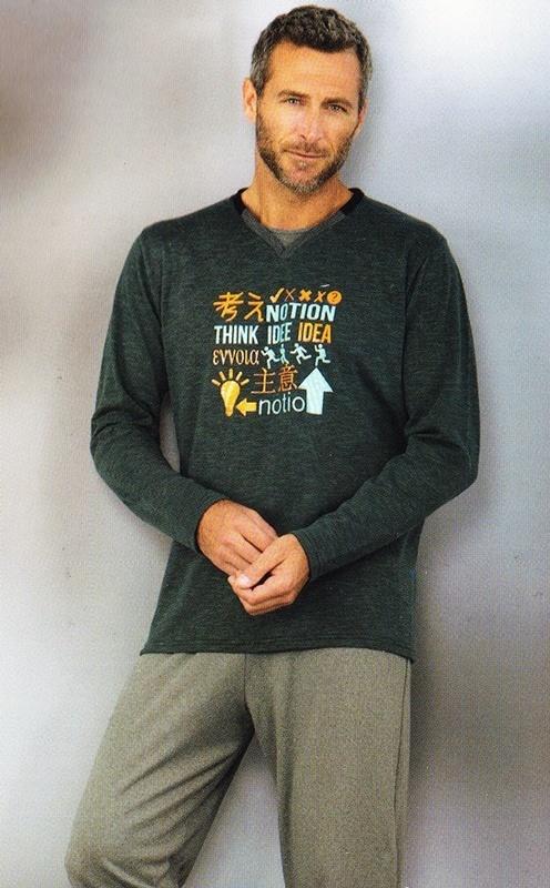 Pijama Massana Cuello Pico