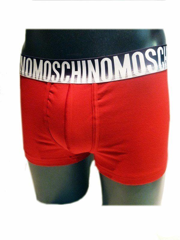 Boxer Red Moschino