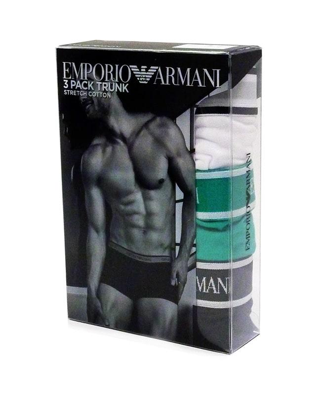 3 Pack Boxers Emporio Armani BVN
