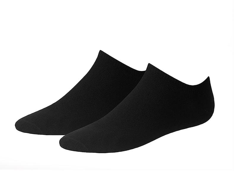 Pack de Calcetines Tobilleros Tommy Hilfiger en negro
