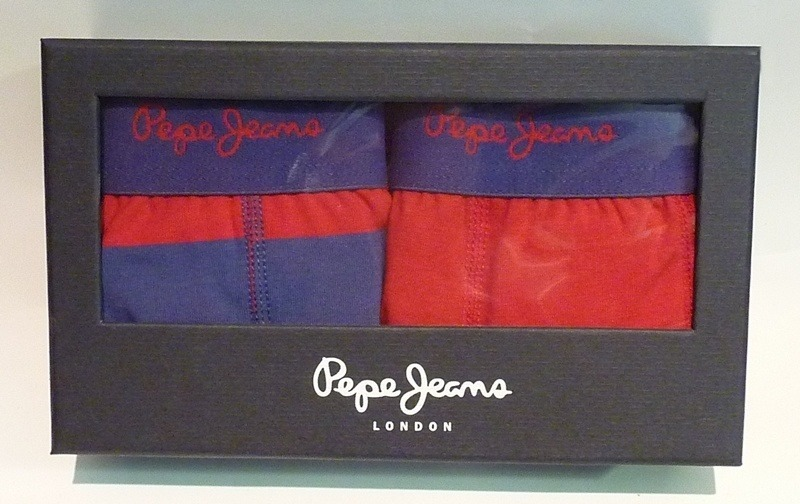 2 Pack Trunk Stefan, Pepe Jeans