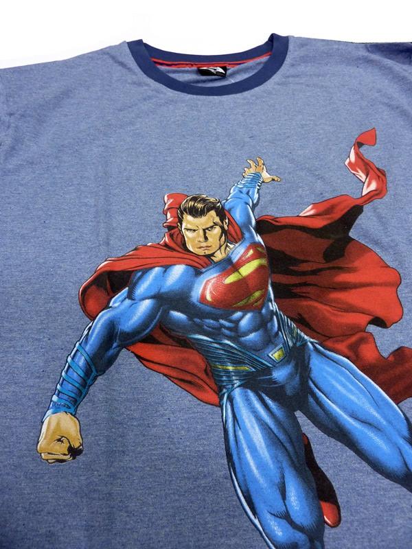 Pijama Punto Blanco Superman