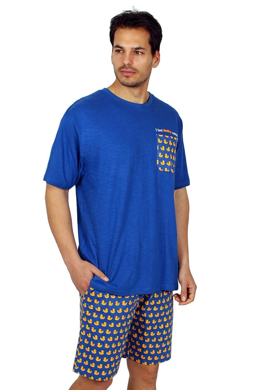 Pijama Admas Hombre con patitos de goma