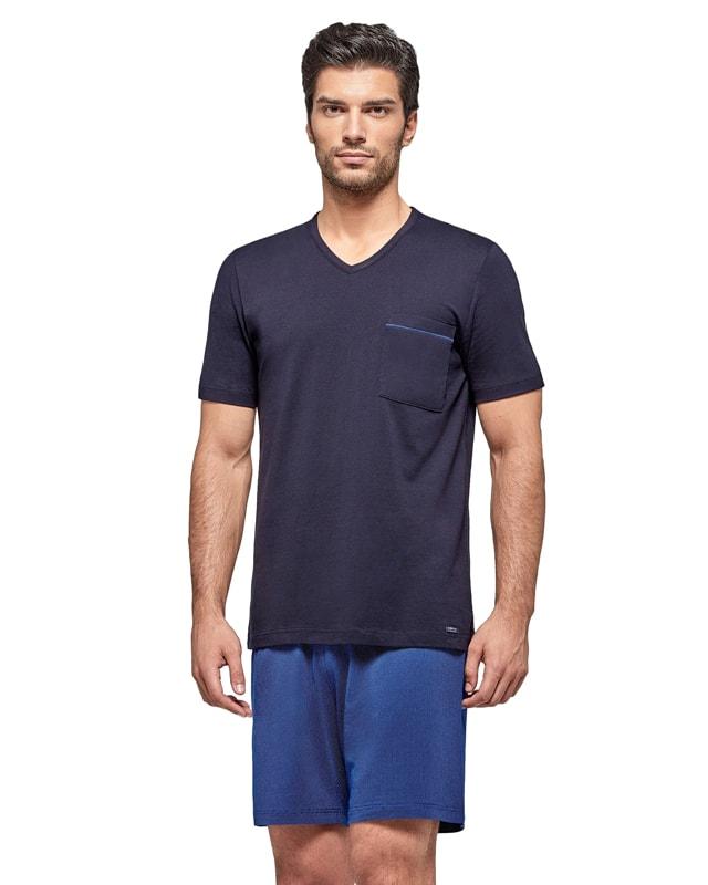 Pijama Impetus mod. Volterra Modal Marino