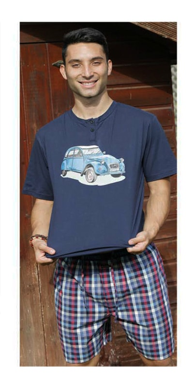 Pijama Pettrus Man 2CV