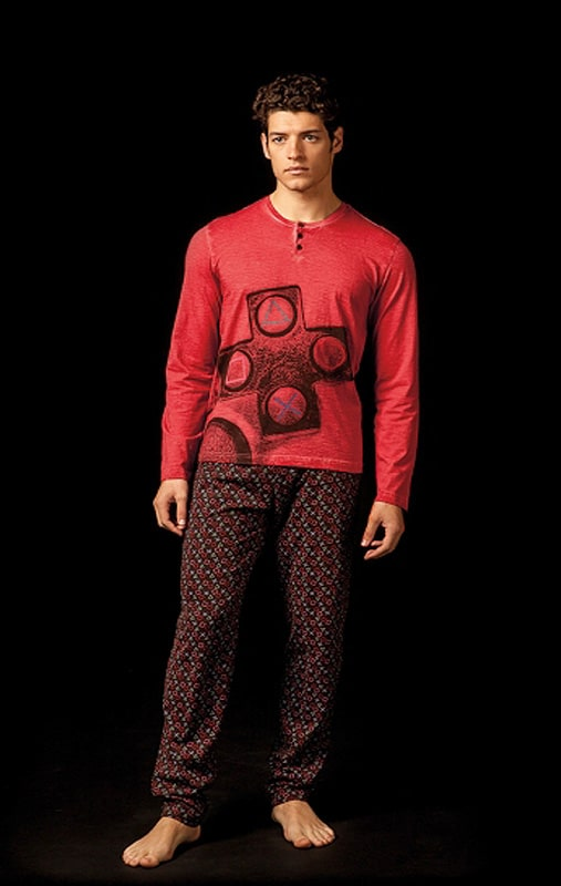 Pijama Soy Underwear Play Videojuegos