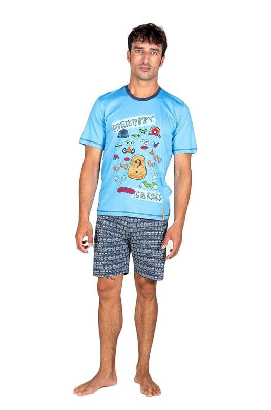 Pijama Soy Underwear mod. Sr. y Sra. Patata
