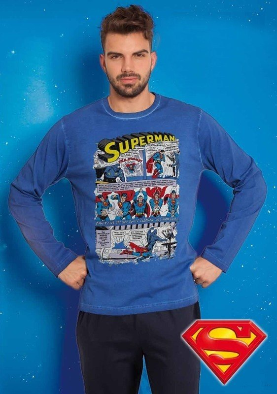 Pijamas Superman