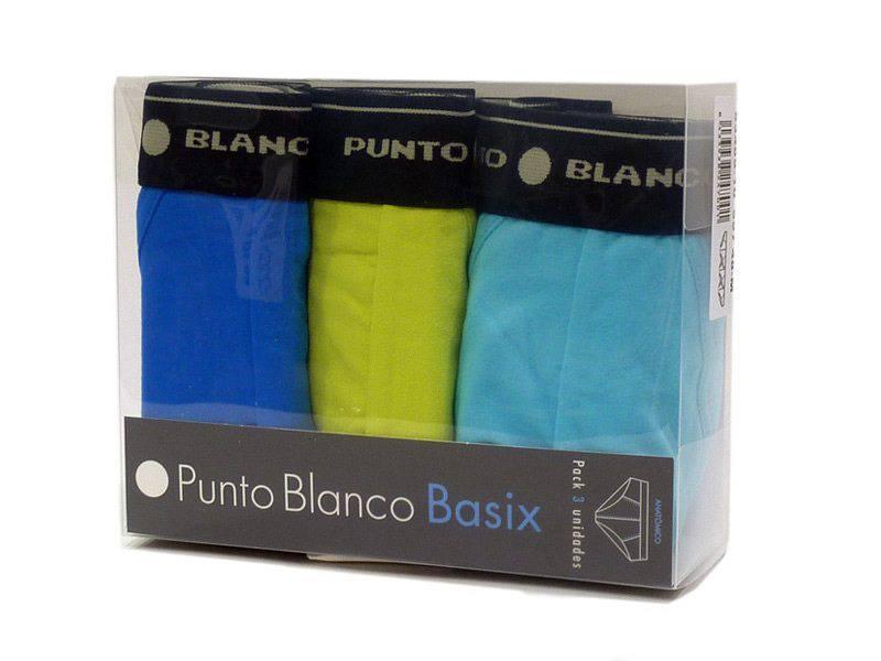 Punto Blanco Triplo Basix Boxers BGB